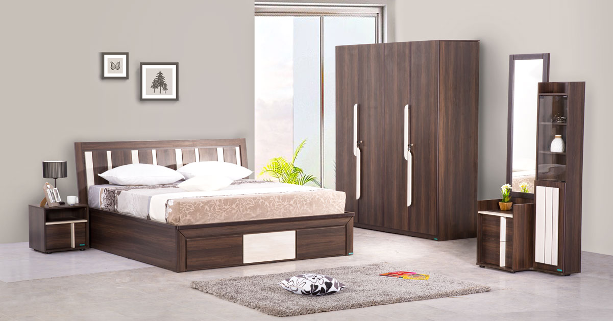 Buy furniture online india best online furniture site for Latest model bed design